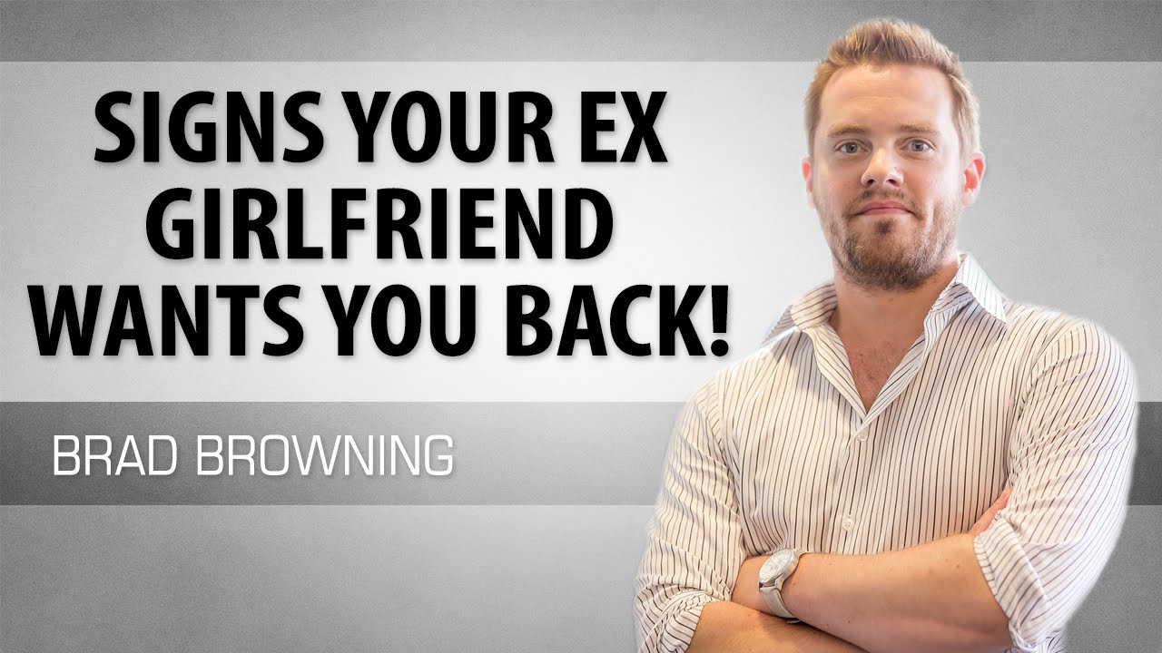 signs he wants you back after breakup