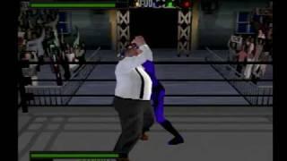 ECW Anarchy Rulz Battle Royale Part 1