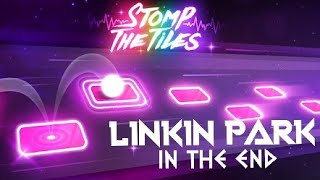Gambar cover Normal! Linkin Park - In The End | TILES HOP