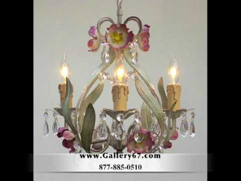 Swarovski Country French Chandeliers Furnishings Gallery 67