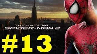 The Amazing Spider-Man 2 gameplay part 13\final