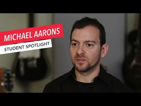 Berklee Online Student Spotlight: Michael Aarons on Orchestration for Film and TV