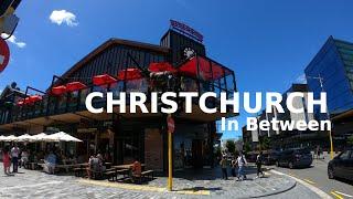 Christchurch - January 2021 [4K]