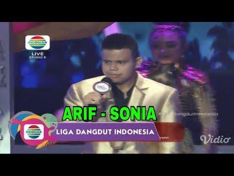 Arif (Sumatera Barat) - Sonia | Top 8 Group 2 Result Show LIDA Liga Dangdut Indonesia INDOSIAR Mp3