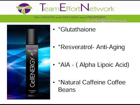 TEN Oral Vitamin Sprays Team Effort Network 12 11 14 TEN Lifestyle Call Chris Day Testimonial