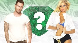 WHO'S RICHER? - Adam Levine or Paris Hilton? - Net Worth Revealed!