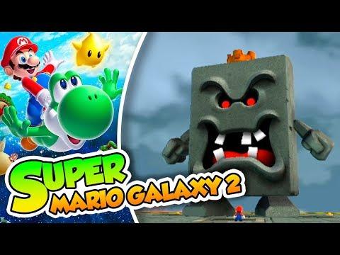 ¡Nostalgia 64! - #13 - Super Mario Galaxy 2 en Español (WiiU) DSimphony