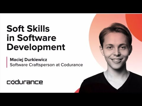 Soft skills in software development