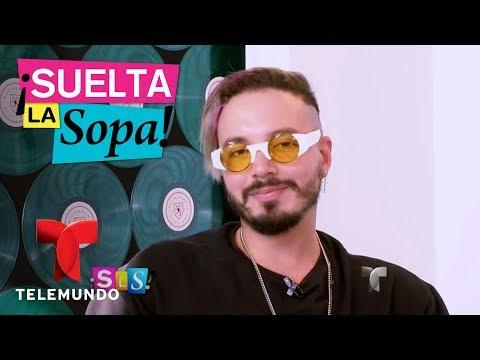 J Balvin habló de su supuesta rivalidad con Maluma | Suelta La Sopa | Entretenimiento