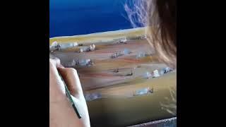 Ilaria Sperotto - Sx8 Oil painting
