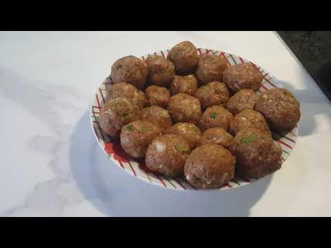 les-boulettes-À-la-viande-hachÉe
