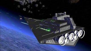Star Wars: Empire At War Remake Mod 2.1 Imperial II Star Destroyer Assault Boost (Admiral Daala)