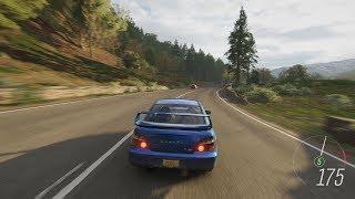 Forza Horizon 4 - 2004 Subaru Impreza WRX STI Gameplay [4K]