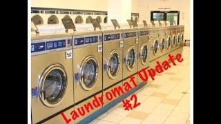 LEGO Laundromat (Washateria) MOC Update #2