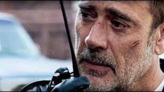 The Walking Dead - Rick tells Negan about Carl