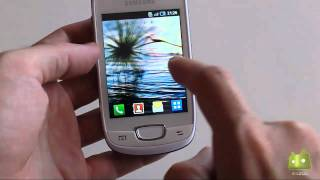 Review Samsung Galaxy Mini | 4ndroid.com