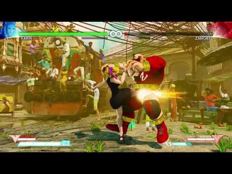 обзор игры STREET FIGHTER V на слабом пк