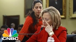 FBI Obtains Warrant For Emails In Hillary Clinton Probe | CNBC