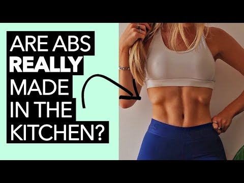 Is Diet Or Exercise More Important?! (ABS TRUTH)