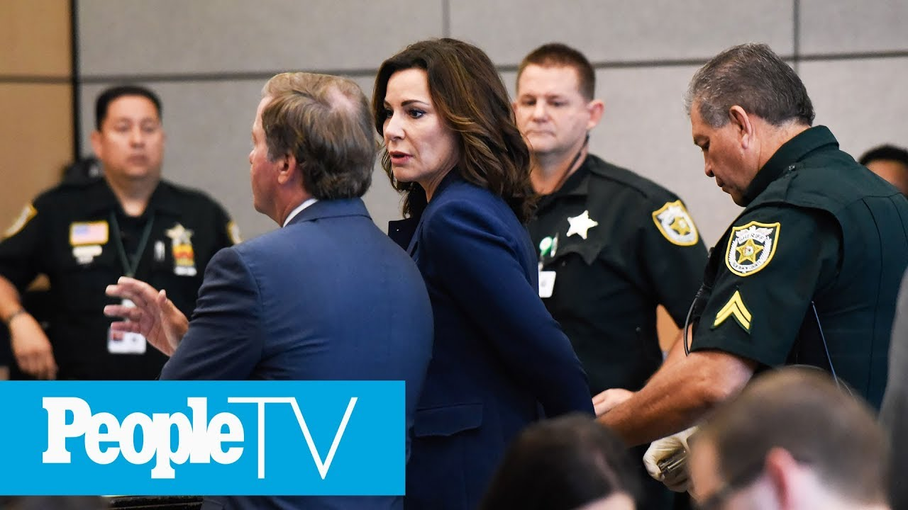 RHONY Star Luann de Lesseps Admits to Violating Probation, Is Briefly Handcuffed in Court