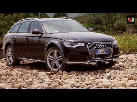 audi a6 allroad quattro 2014 test drive youtube. Black Bedroom Furniture Sets. Home Design Ideas