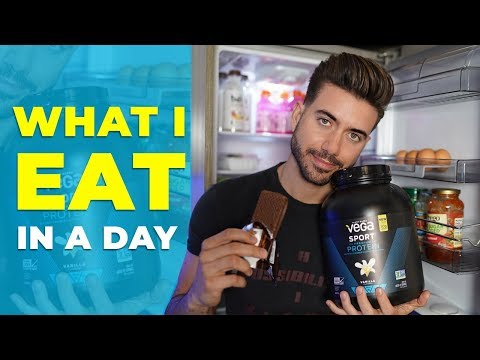 WHAT I EAT IN A DAY | My Healthy Diet to Look Lean and Muscular | Alex Costa