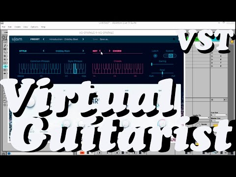 Virtual Guitarist SPARKLE  lll Best VST Synth Review