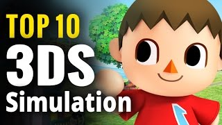 Top 10 Nintendo 3ds Simulation Games | 3ds Sim Games