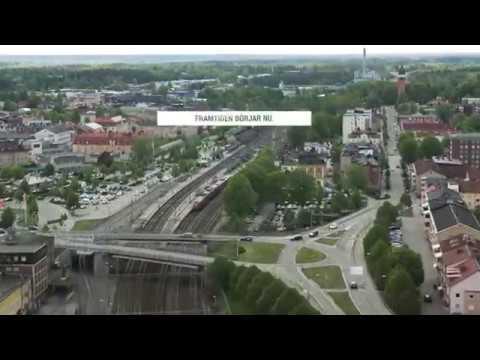 Följ med på en resa i Katrineholm - en hållbar stad för alla