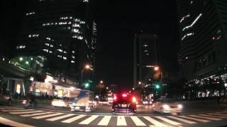 (HD) Night drive in Yokohama -夜の横浜みなとみらい周辺ドライブ- thumbnail