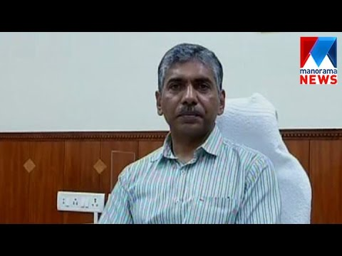 Vigilance director Jacob Thomas against allegations  | Manorama News