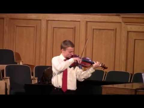 "Original violin composition - Caprice no.1  ""within reach"""