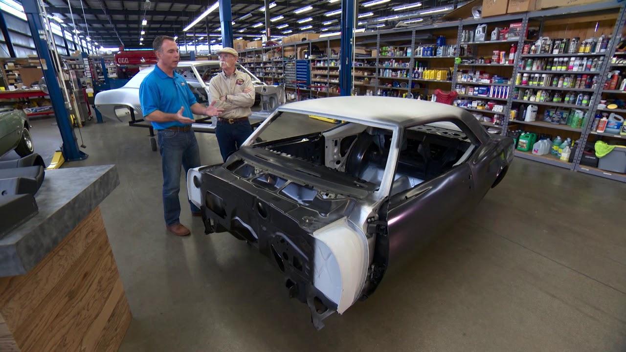 National Parts Depot >> Camaro Restoration Parts With National Parts Depot