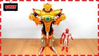 Robot siêu nhân sấm sét đồ chơi trẻ em toy for kids power rangers toy for kids