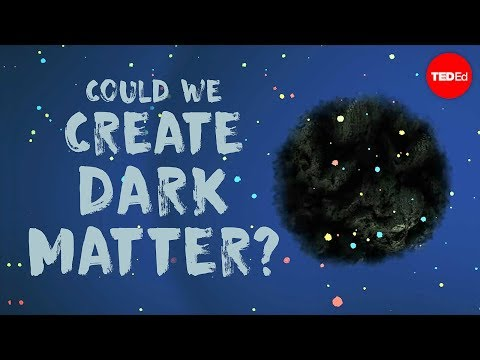 Video image: Could we create dark matter? - Rolf Landua