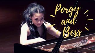"Fantasy on ""Porgy and Bess"" | Gershwin (piano solo arr. Earl Wild) | Short Version by Rui Urayama"