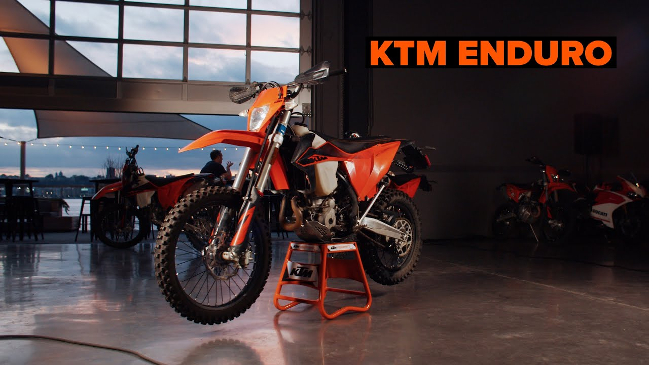 KTM EXC-F Enduro | Classic Car Club