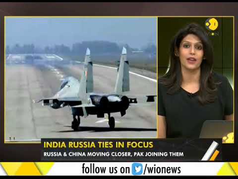 WION Gravitas: Defence minister in Moscow, India-Russia ties in focus