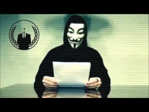 Anonymous - Message From Anonymous Tunisia