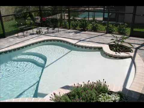 Patio Pools Tampa Florida Est. 1979 Custom Inground Swimming Pool Builder /  Contractor   YouTube