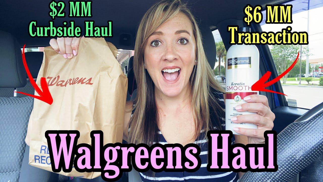 Walgreens Haul 8/1-7/21 $6 Money Maker! Easy Digital Coupon Deals