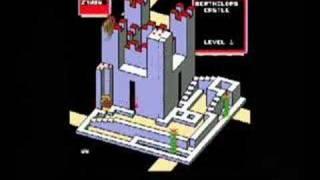 Atari Anniversary Collection - Crystal Castles