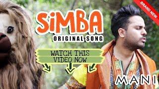 Gambar cover Simba | Mani