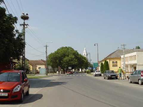 Komádi - A nice small city in Eastern Hungary