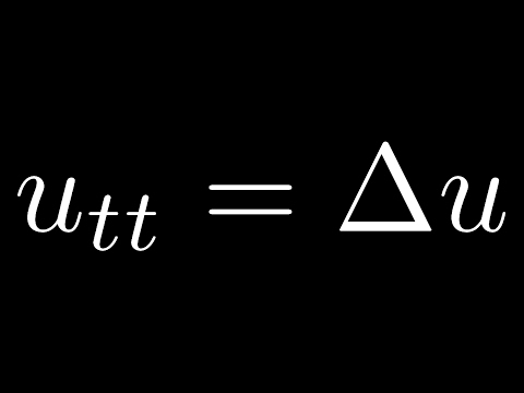 A Further Introduction to the Wave Equation