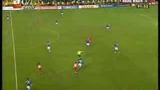 Türkiye - Bosna Hersek 90+3