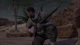Sniper Elite 3 Stealth Kills HS (Assassinate Hitler)1080p60Fps