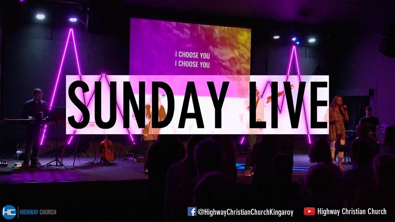 SUNDAY LIVE [9..8.2020] Grace Part 2