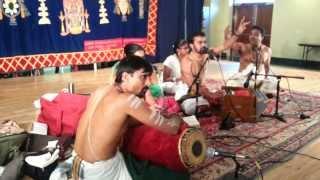 Kadayanallur Rajagopal Bhagavathar USA (NJ) Visit - 2