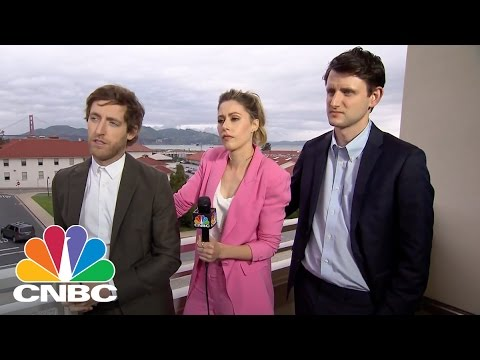 'Silicon Valley' Stars Try To Identify Big Tech Players, CEOs  The Pulse  CNBC